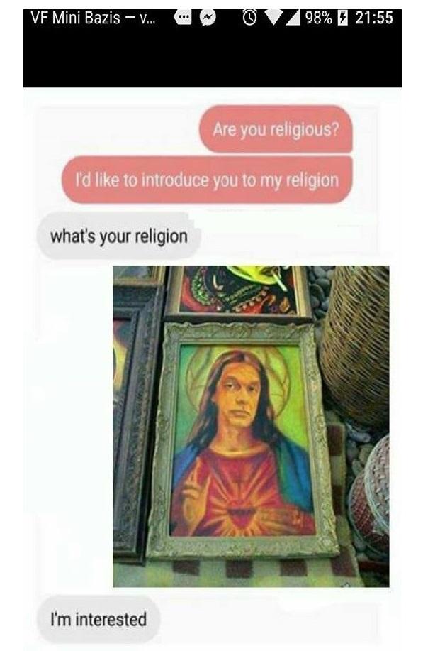 Viktor Orbán = Jesus Christ (Facebook/bestofViktor)