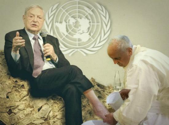 """Pope Francis is a """"Soros hireling"""". (Tutiblog = Pesti Srácok)"""