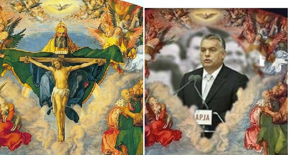 Viktor Orbán = God