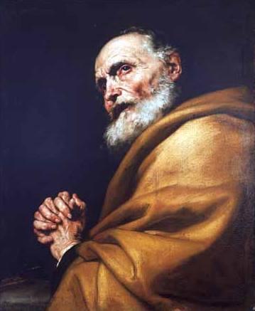 José de_Ribera: San Pedro