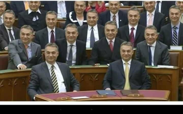 Viktorok a Parlamentben